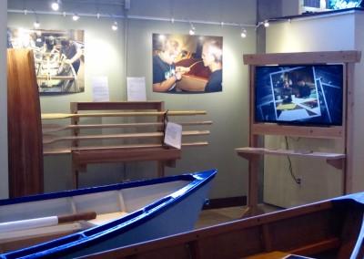 February 6, 2016. TCBB Exhibit at Washington State Historical Society